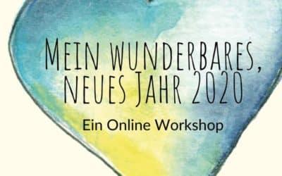 Online-Kurs: Mein wunderbares neues Jahr 2020