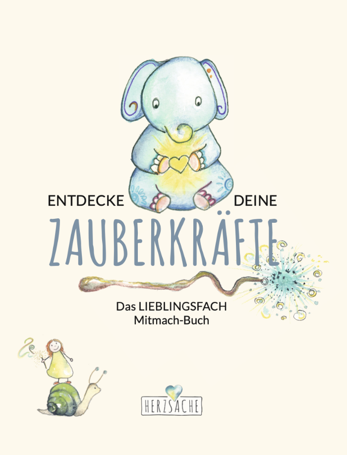 Mitmach-Buch Lieblingsfach