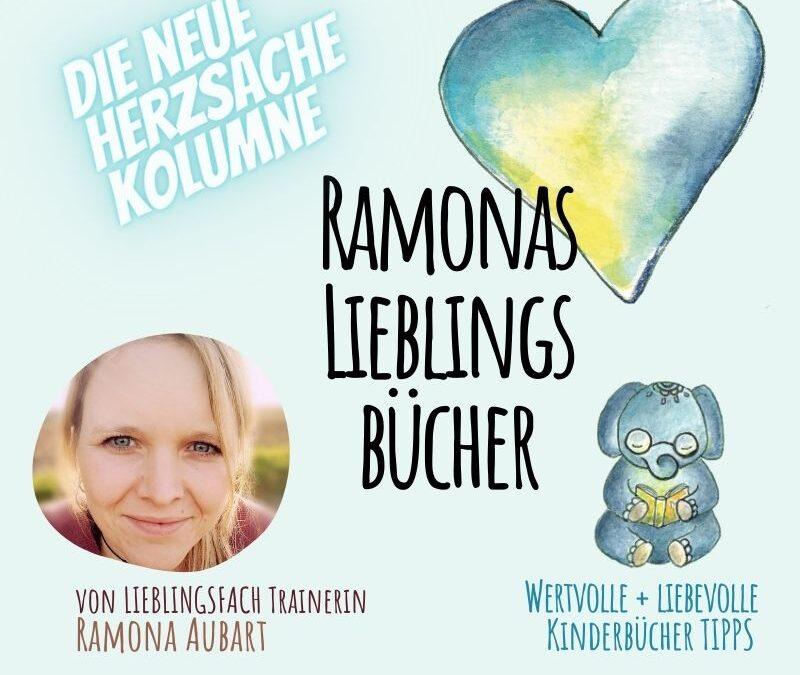 Ramonas Lieblings-Bücher – die neue Kolumne
